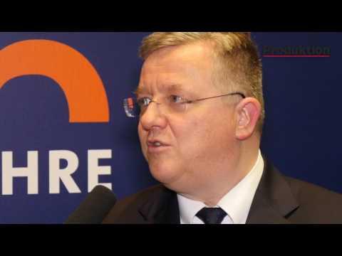 VDMA-Hauptgeschäftsführer Thilo Brodtmann zu den Themen Innovation, Europa und Freihandel