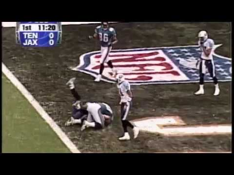 Tennessee Titans Flashback | Titans VS Jags AFC Championship Game