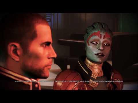 Samara Romance Scene (Citadel DLC) 1080p |