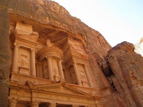 Jordan - Petra and Mt. Nebo