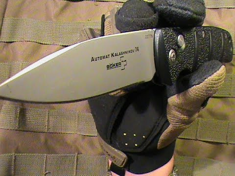 Boker Kalashnikov 74 Automatic Knife Review: Best Auto For The $