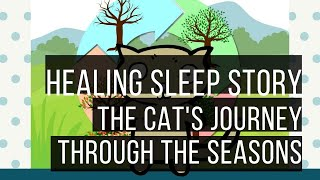 Adult Bedtime Stories: The Cat's Journey Through The Seasons
