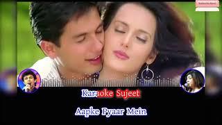 Aisa Deewana Karaoke | Dil Maange More | Sonu Nigam | Shahid Kapoor, Tulip Joshi