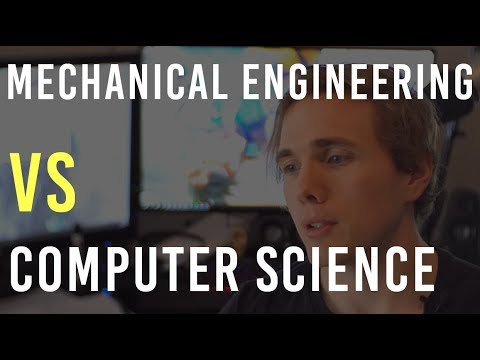 Mechanical Engineering Vs Computer Science Which One Is