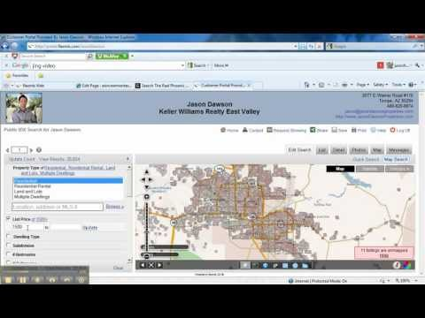 Search the Arizona MLS for properties for sale