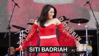 Gambar cover SITI BADRIAH - TERONG DICABEIN (PEDAS LAH wkkwkw, Live Samarinda)