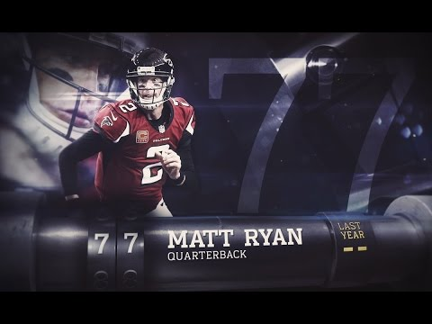 #77 Matt Ryan (QB, Falcons) | Top 100 Players of 2015