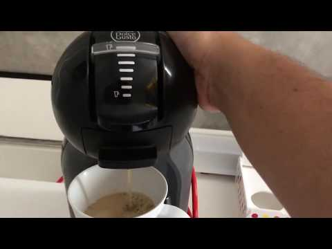 Cara Pemakaian Nescafe Dolce Gusto