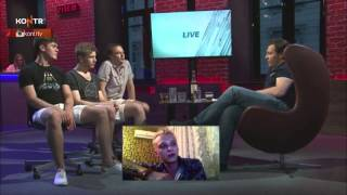 Минаев Live - Иван Дорн