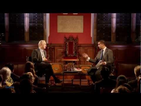 Richard Dawkins takes on Religion: Al-Jazeera TV