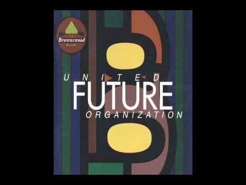 UNITED FUTURE ORGANIZATION feat. JON HENDRICKS-I'll bet you thought I'd never find you