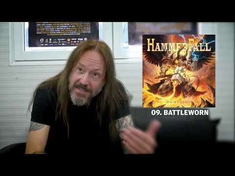 HAMMERFALL - Battleworn (Dominion Track by Track) | Napalm Records