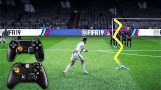 FIFA 19 Knuckleball/Power Free Kick Tutorial
