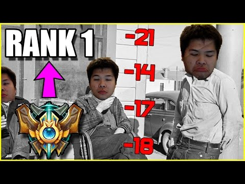 THE GREAT DEPRESSION - Challenger to RANK 1 - Ep. 36