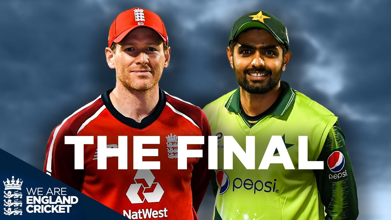Download THE FINAL! | England v Pakistan 2020 | Make Your Vote Count! | IT20 World Cup of Matches
