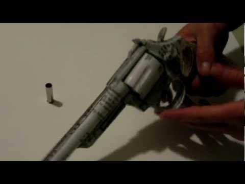 Paper Revolver Pt. 8: almost done