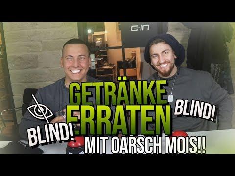 GETRÄNKE BLIND ERRATEN MIT MOIS | Crewzember