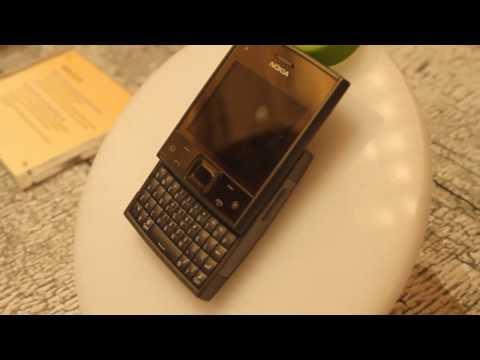 Nokia X5 Qwerty Slider Phone