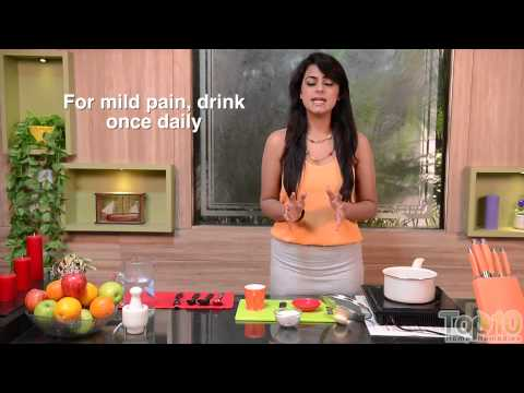 Backache Home Remedies - Natural Treatment for Back Pain