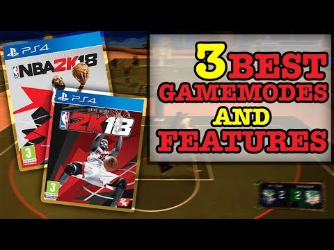 3 THINGS THAT NBA 2K18 NEEDS TO PUT BACK IN
