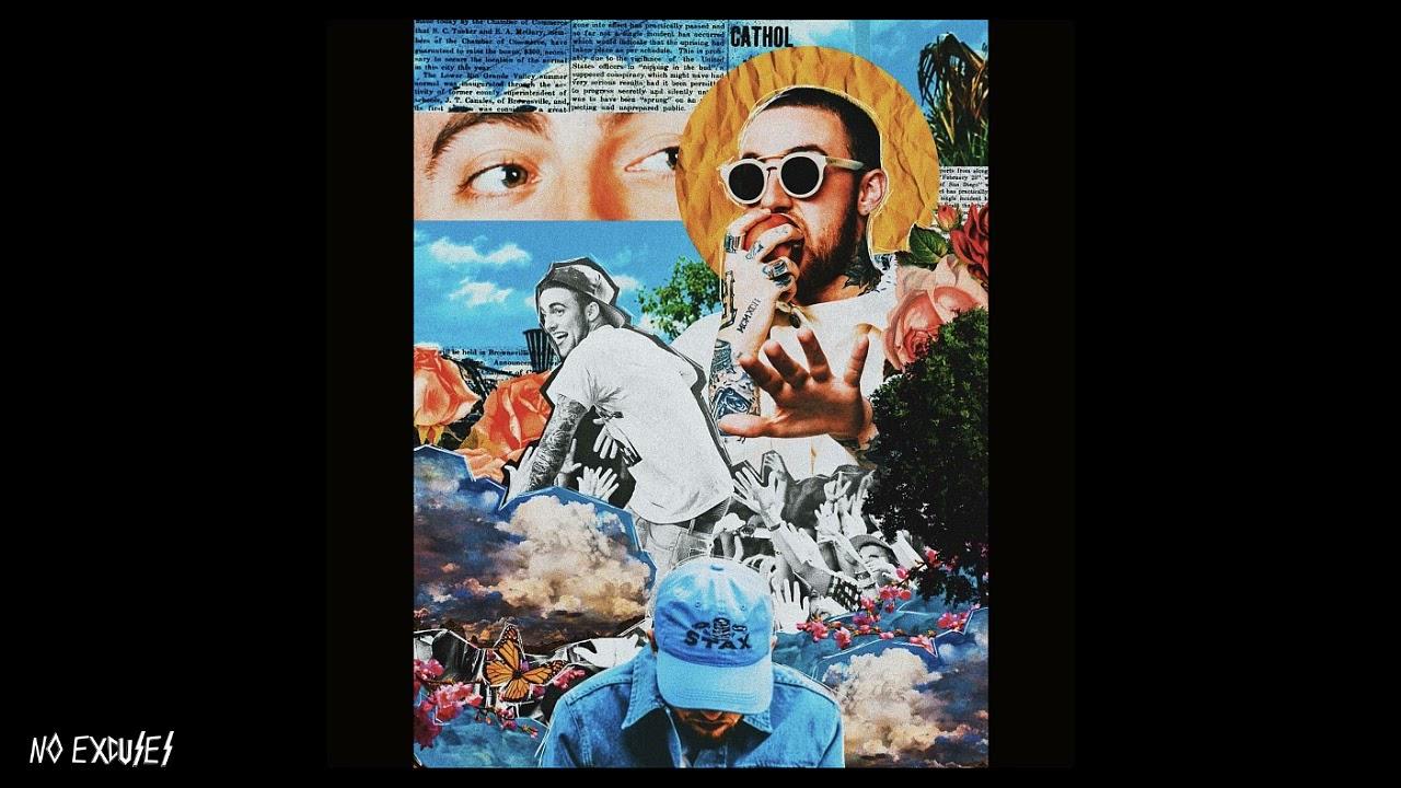 [FREE] Mac Miller x Kanye West Type Beat - ''No Excuses''