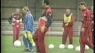 1994 Fortuna Düsseldorf | TV Reportage | Ristic, Mill, Buncol, Rada, Voigt
