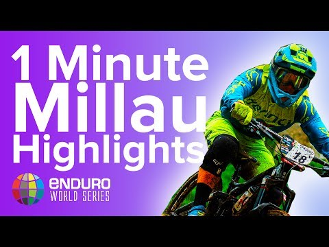 1 Minute Highlights | EWS Millau, FRA 2017