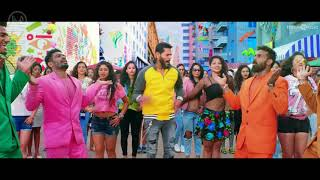 Gulaeba song from gulaebaghavali and please subscribe our channel comment video