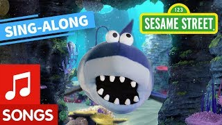 Sesame Street: Cookie Shark Lyric Video | Elmo's Sing Along Series