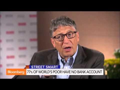 Bill Gates on Digital Currency