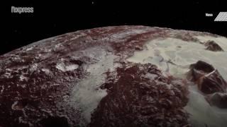 La Nasa dévoile des images de Pluton comme si vous y étiez
