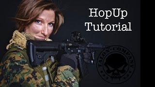 HopUp Tutorial