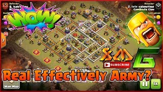 Clash of Clans⭐TH11 POST UPDATE ULTIMATE SKILL ATTACK EASY 3-STAR ! !