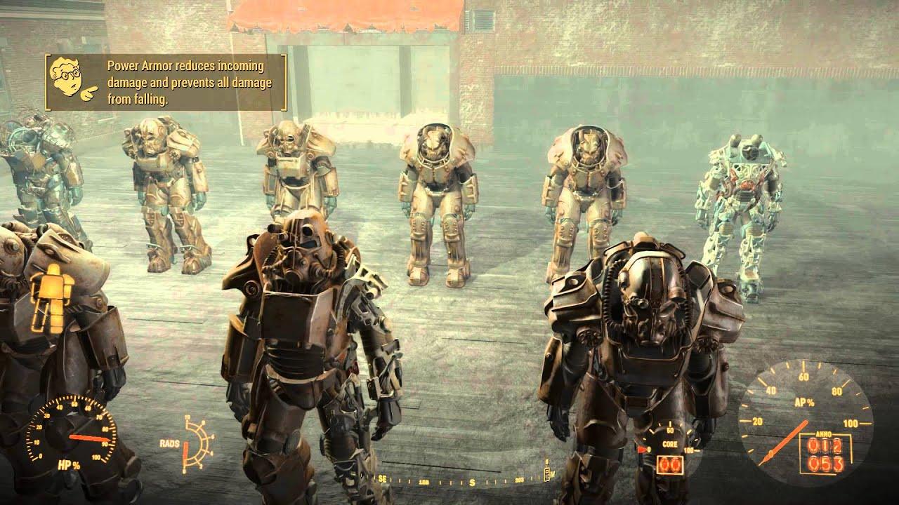 Fallout 4 Commands