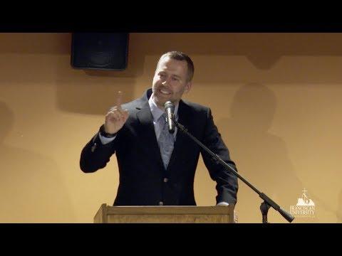 2019 Franciscan University Alumni Awards: Chris Stefanick