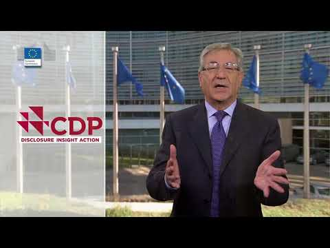 CDP Europe Awards 2017 : Celebrating Natural Capital Business Leadership