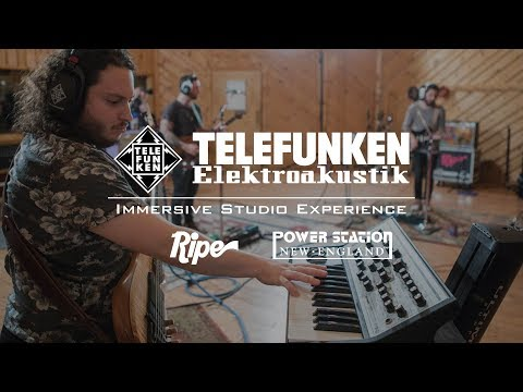 "Ripe - ""Little Lighter"" (TELEFUNKEN Immersive Studio Experience)"