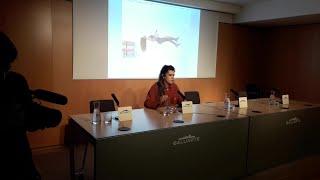 """Amaia Romero, sobre su interpretación en 'Legado en los huesos': """"Me daba vértigo"""""""