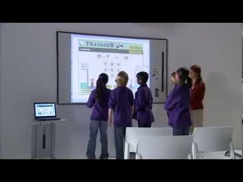 Интерактивная доска в школе. Использование доски SteelCase PolyVision Eno.