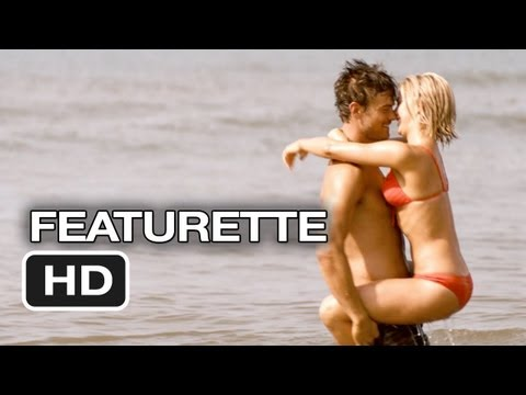 Safe Haven Featurette  Director Lasse Hallström 2013 Nicholas Sparks Movie HD