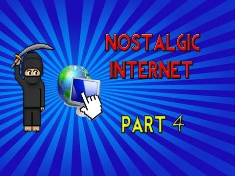 INTERNET SAFETY NINJA! - Nostalgic Web Surfing Ep.4