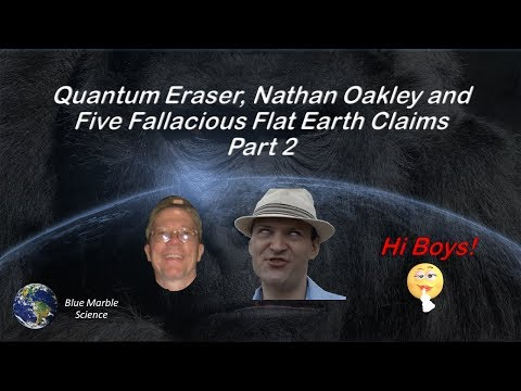 QE, Nathan and Five Flat Earth Fallacies (Part 2) thumbnail