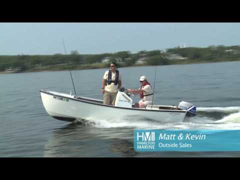 """Hamilton Marine """"The Boater's Store Who Knows Boating"""""""