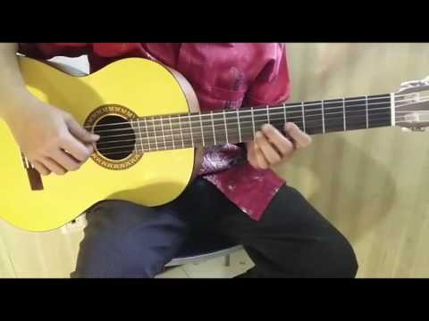Mars ABRI (Fingerstyle Cover by Ilham Andika)