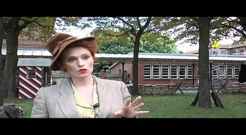 France 3 un village fran ais saison 4 interview d 39 audrey youtube - Acteur un village francais ...