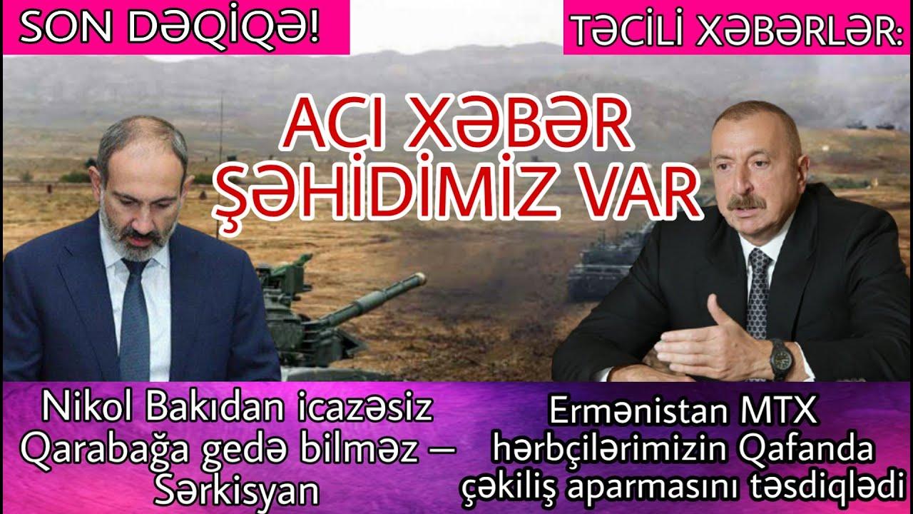 """Xəbərlər bugün 09.03.2021, ( """"Qarabağda yeni müharibə başlaya bilər"""")"""