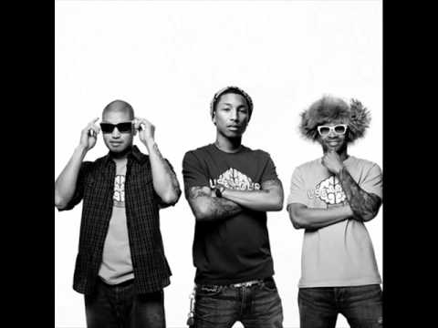 N.E.R.D. - Party People