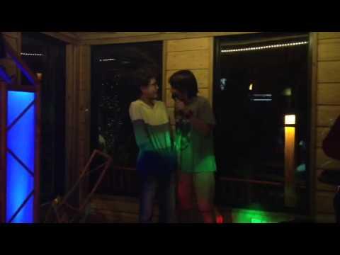 Rayando el Sol karaoke - Guille & Diego