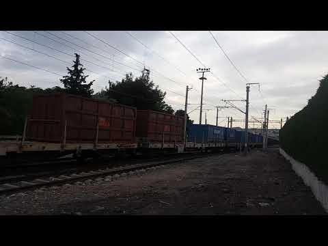 TCDD DE 24339+DE 24408 Yük treni