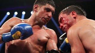 Showtime Boxing - Khan vs. Molina Recap - Amir Khan, Carlos Molina, Alfredo Angulo, Deontay Wilder - SHOWTIME